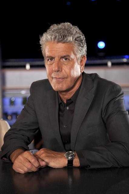 Meet one of The Taste Judges: Anthony Bourdain