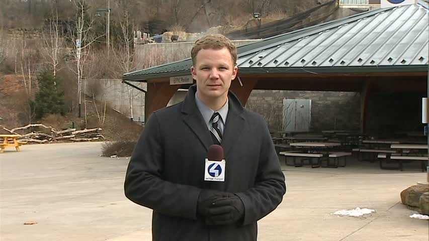 The zoo is still open seven days a week from 9 a.m. to 4 p.m. (Watch Bob Hazen's report)