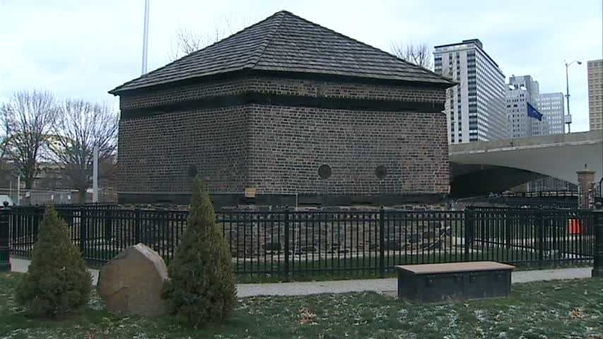 It was built in 1764, making it the longest-standing building in the city.