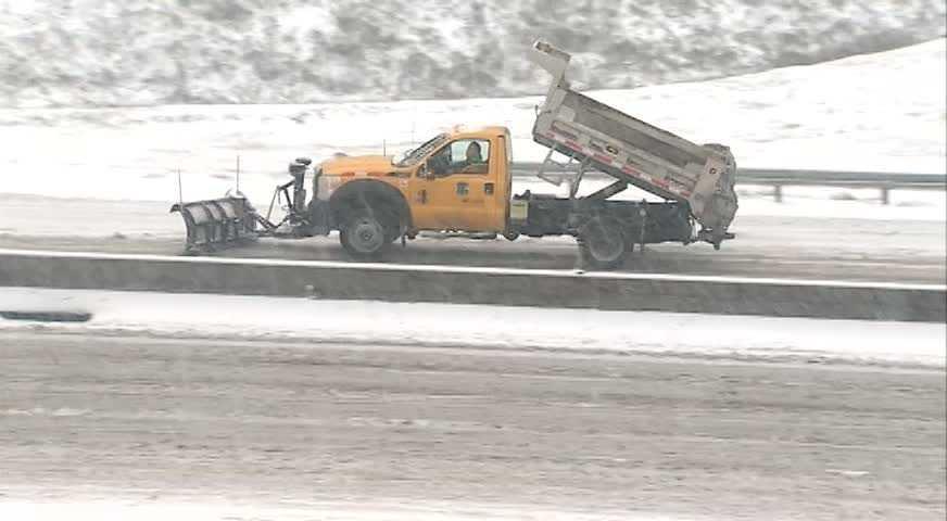 PennDOT snow plow