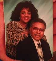 """Laurie """"Larry"""" McDonald and his wife, Norma."""