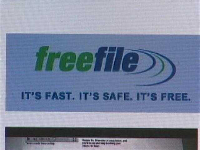 """We figure 70 percent of taxpayers are eligible to use FreeFile, which provides them with access to brand name software,"" said Jenkins."