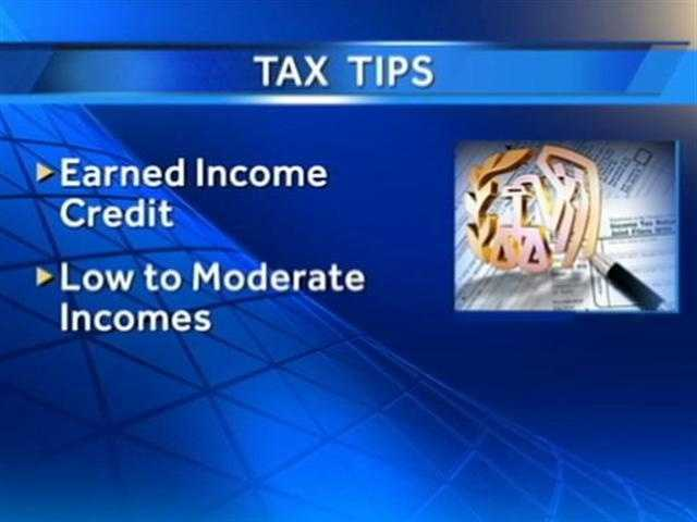 The Earned Income Tax Credit is a benefit for working people who have low to moderate income.