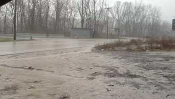 Rain hits Ellwood City