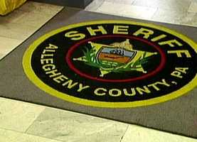 Allegheny County Sheriff's deputies arrested two women and a man at a house on Deborah Jane Drive in Plum.