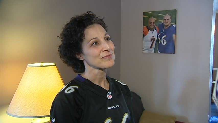 """It's like you're on a roller coaster, and right now, I'm at the very top,"" Debbie Gradkowski told Channel 4 Action News' John Meyer."
