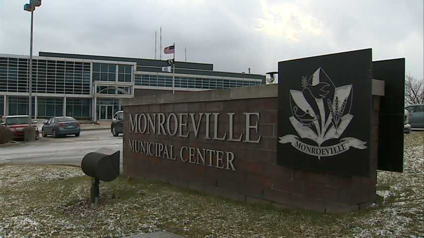 The Monroeville municipal building