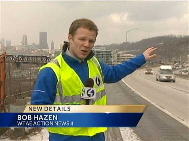 Watch the video: Bob Hazen reports from the Parkway East.