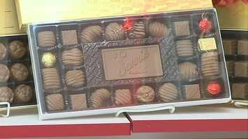 Sarris Candies assortment box