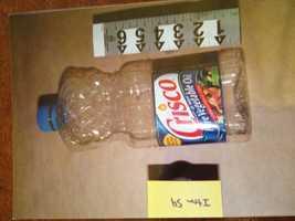 Prosecutors said Daugherty was forced to drink Crisco.