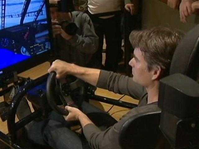 Video: Jeff Gordon makes pit stop at Rivers Casino