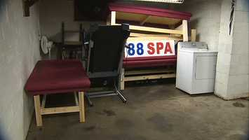 Bridgeville police also found appliances, such as washer-dryers and refrigerators, and two fully set-up bedrooms, indicating the women had also been living there.