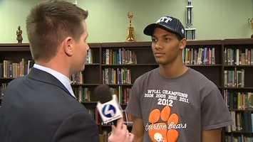 Action Sports' John Meyer interviews Tyler Boyd