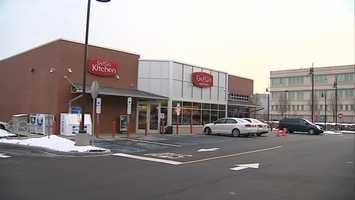 The store is located at East Carson and South 33rd streets in the South Side Works.