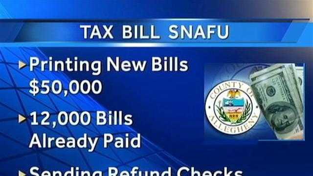 tax bill snafu