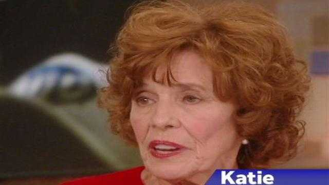 Sue Paterno, widow of former Penn State coach Joe Paterno&#x3B; speaks for the first time since the scandal broke as Katie visits Sue in her State College home and talks about the dark days from the past and unanswered questions.