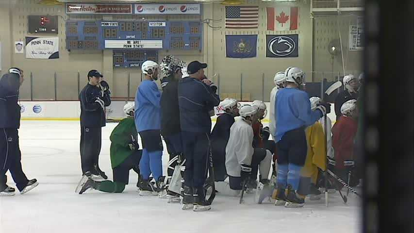 Prior to this season, there were only two Division I college hockey programs in Pennsylvania. Penn State has since joined Robert Morris and Mercyhurst to make it three, and the Nittany Lions have plenty of Pittsburgh flavor on the roster.