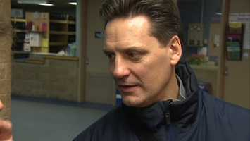 """""""We noticed the same thing, and you look at the World Juniors, and there are four guys from Pittsburgh. I think there were two from Minnesota, so I think it says a lot,"""" said Penn State head coach Guy Gadowsky."""