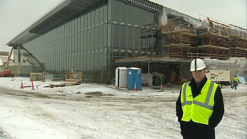 Penn State hockey will soon have a new place to call home when the Pegula Ice Arena opens for the 2013-14 season.