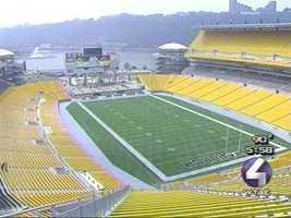 ... and mustard yellow seats.