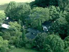 Rosemont Farm in Fox Chapel belongs to philanthropistTeresa Heinz Kerry, the senator's widow and the wife of Secretary of State John Kerry.