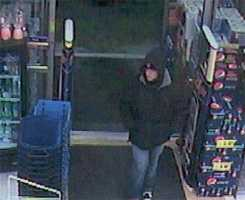 Pittsburgh police said a man tried to rob the Rite Aid pharmacy at Banksville Road and McMonagle Avenue around 1:34 a.m. on Feb. 6.