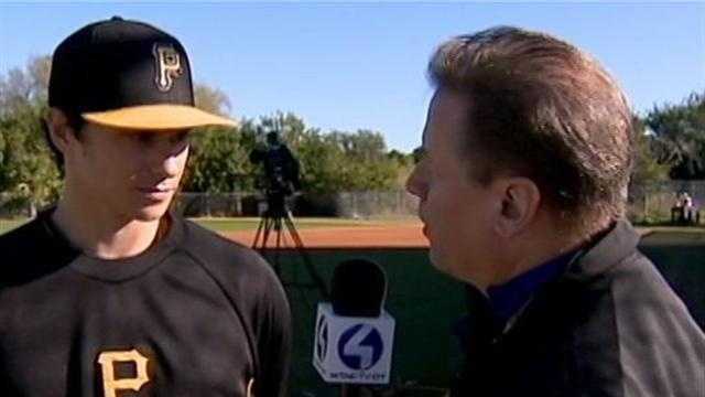 Jeff Locke, starting pitcher