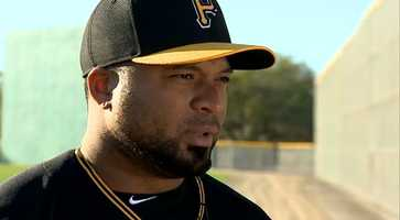 Starting pitcher Francisco Liriano
