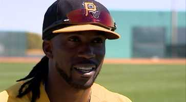 Andrew McCutchen, outfield