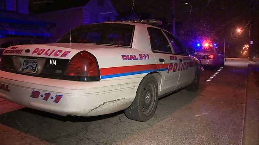 McKeesport police cars