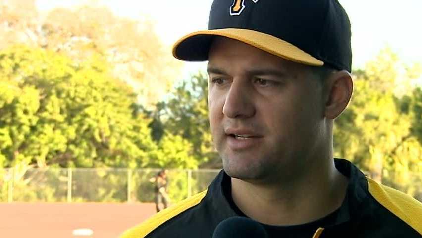 Gaby Sanchez, first base