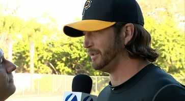 Jason Grilli, pitcher