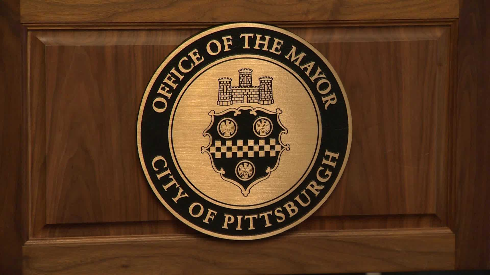 Pittsburgh mayor seal