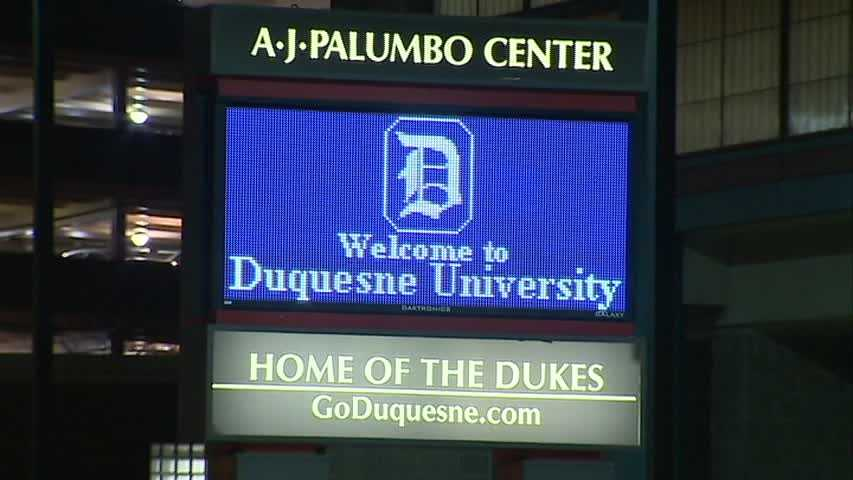 A.J. Palumbo Center at Duquesne University