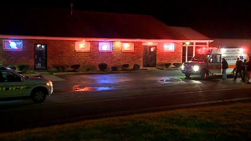 The victims were found in the parking lot of the Cozy Inn Bar and Restaurant, which is located just off Route 22 and was closed at the time.