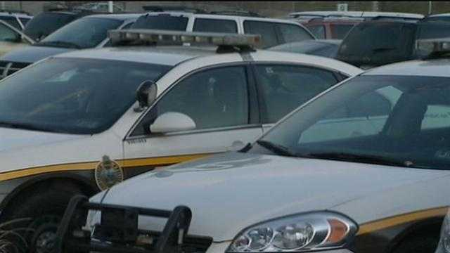Pittsburgh police cars