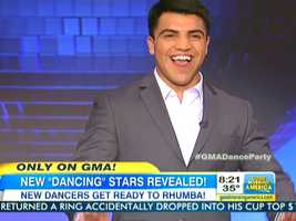 Victor Ortiz, boxer, former welterweight champion of the world.