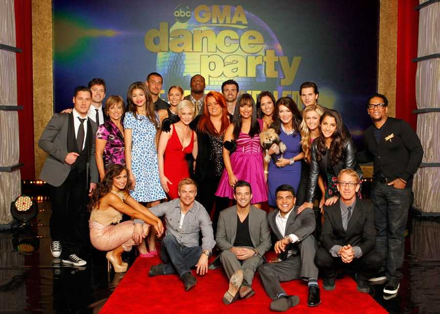 "Learn more about the cast: Click here to read the bios of all ""Dancing with the Stars"" Season 16 competitors."