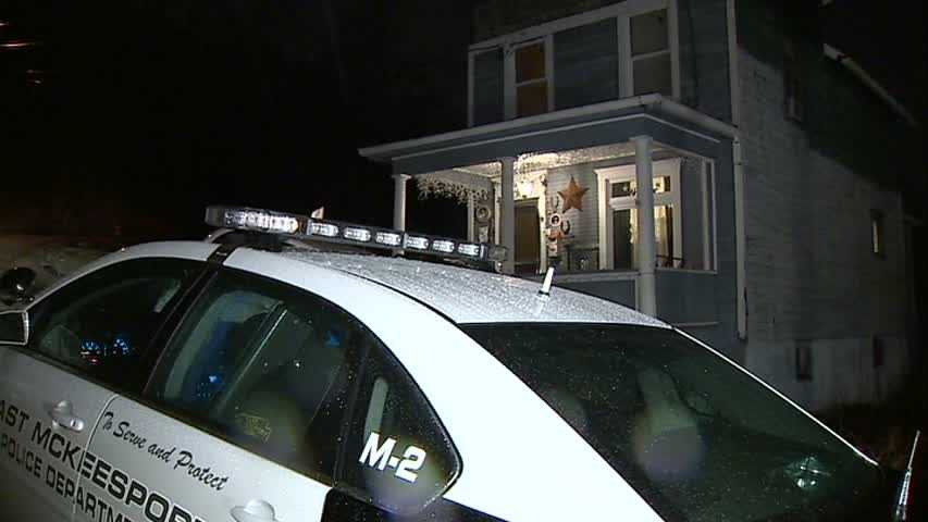 The woman did not try to flee and was taken into custody by East McKeesport police. The chief said she told officers that she was overwhelmed with responsibilities of raising her little girl.