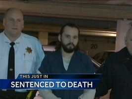 Ricky Smyrnes: Sentenced in 2013 for the group murder of Jennifer Daugherty in Greensburg.