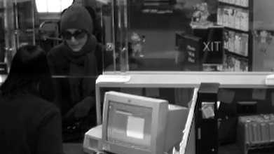 Pennsylvania State Police say an armed woman demanded money from a teller at the First National Bank in Jefferson Township, Greene County.