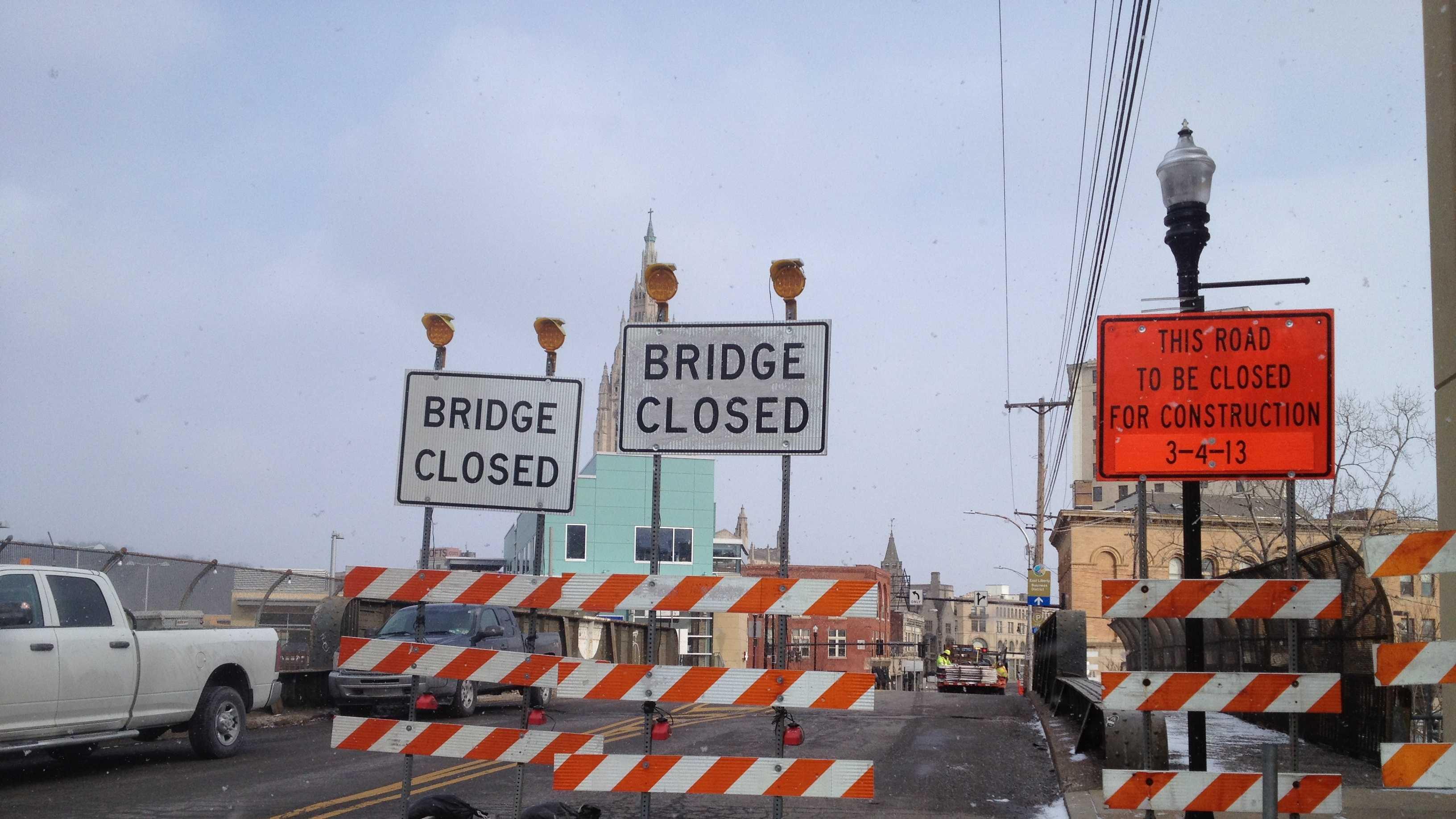 South Highland Avenue bridge