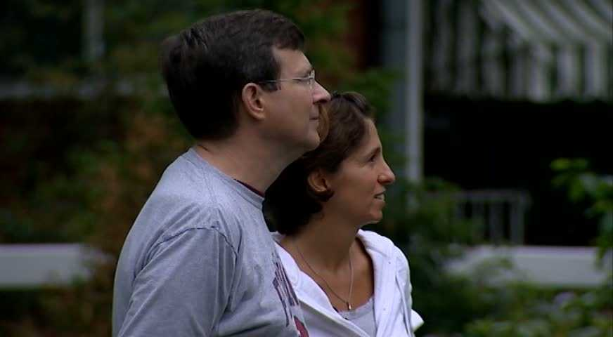 Neil Alexander has Lou Gehrig's disease, and he and his wife know they won't get another 20 years together.