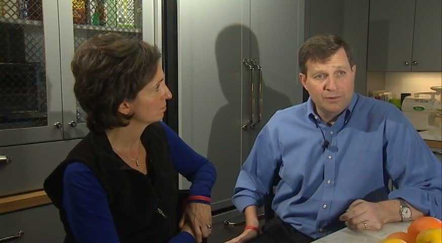 Channel 4 Action News first introduced viewers to Neil Alexander and his wife, Suzanne, last May as they celebrated their 20th wedding anniversary.