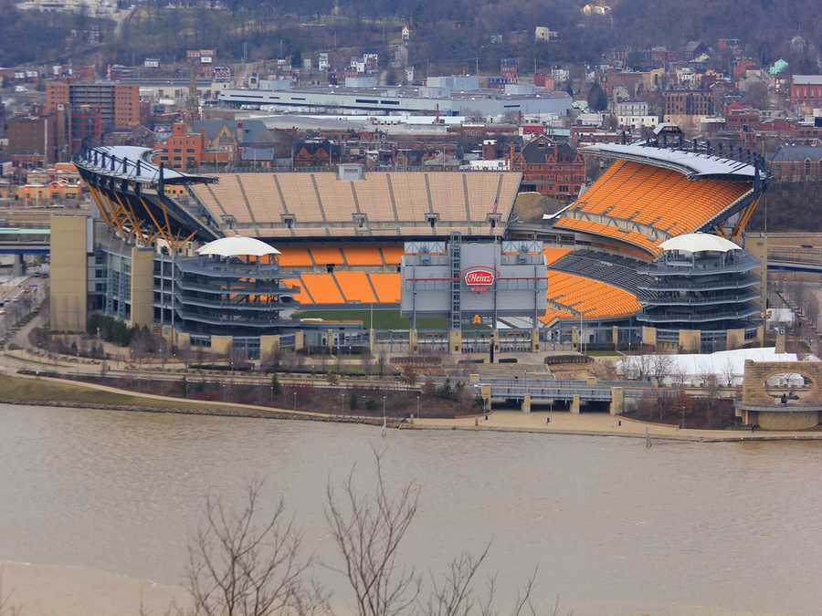 $140: Ticket to Steelers-Ravens playoff game at Heinz Field on Jan. 15, 2011. Gift from Robert Kennedy of UPMC.