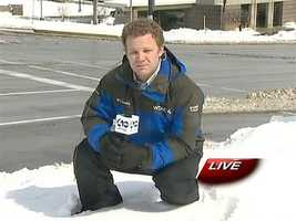 Bob Hazen reports from Westmoreland County