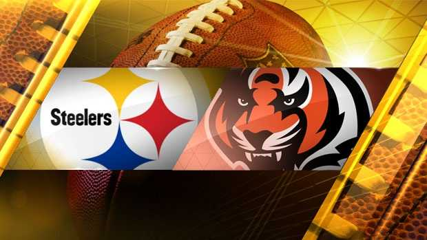 Week 2: Pittsburgh at CincinnatiBengals, 20 Steelers 10