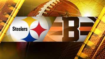 Week 12: Pittsburgh at ClevelandSteelers 27, Browns 11