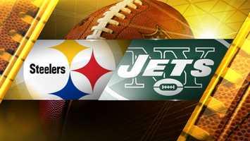 Week 6: Pittsburgh at N.Y. JetsSteelers 19, Jets 6