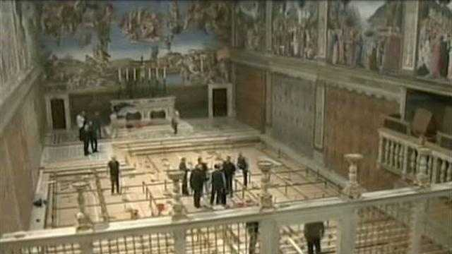 Choosing the Pope: Preparing for Next Week's Conclave